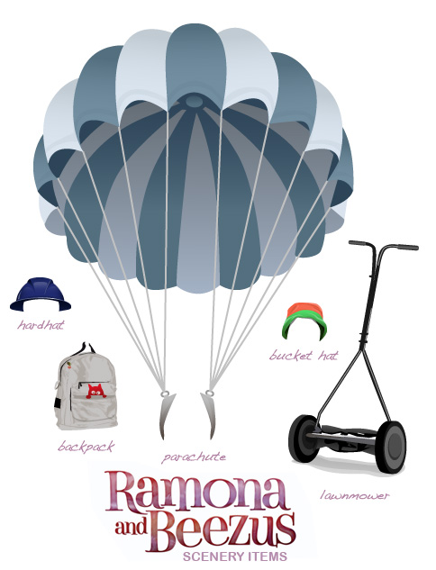 Stardoll – Ramona & Beezus